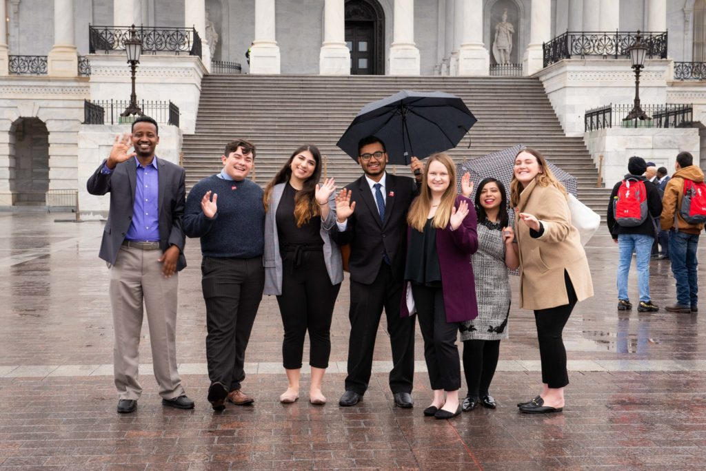 Young advocates get their message through to Congress
