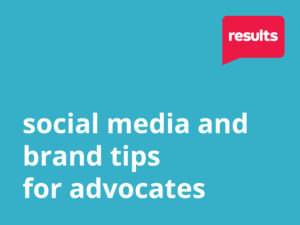 Social Media and Brand Tips for Advocates