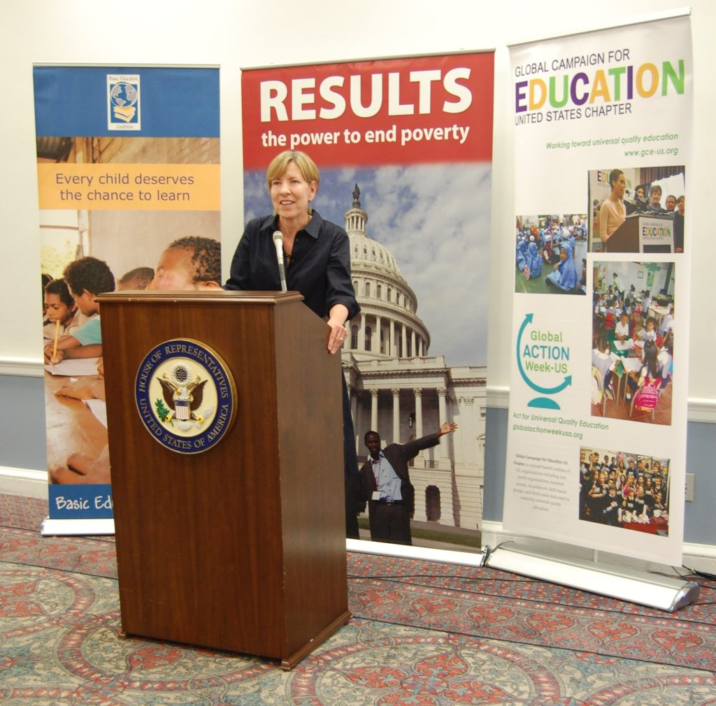 Congress launches first-ever International Basic Education Caucus