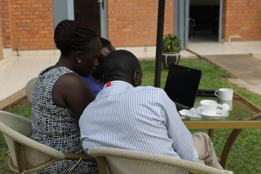Making Change Happen: RESULTS Leads Field Learning Program for 13 Ministry Officials to Rwanda