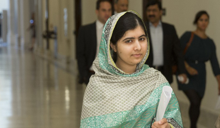 Joining Voices with Malala on Capitol Hill